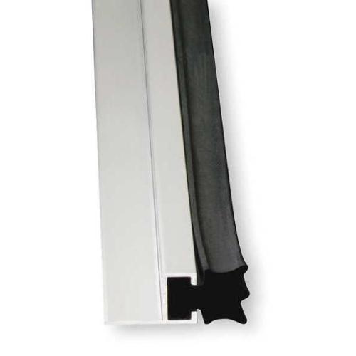 PEMKO 285CR84 Door Frame Weatherstrip, 7 ft, Black