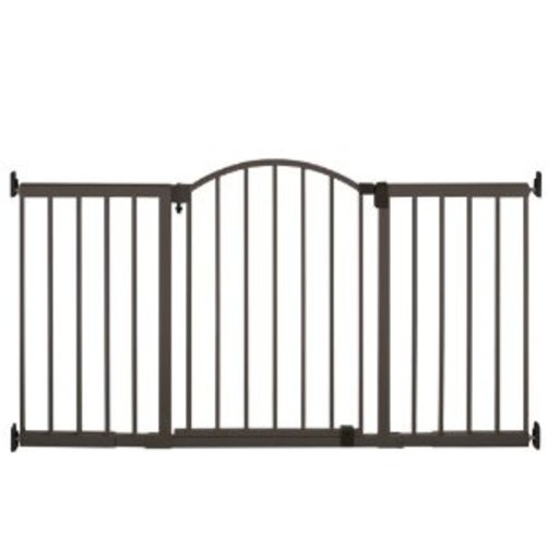 Summer Infant 6' Wide Extra Tall Walk-Thru Metal Expansion Gate