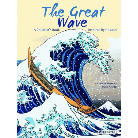 Great Wave Katana - The Great Wave : A Children's Book Inspired by Hokusai