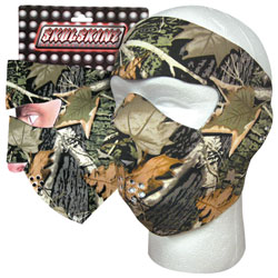 Skullskinz Camo Hunting Outdoor Neoprene Face Mask by Capsmith, Inc