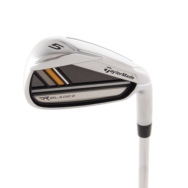 New TaylorMade RocketBladez 5-Iron R-Flex Steel RH RocketBladez
