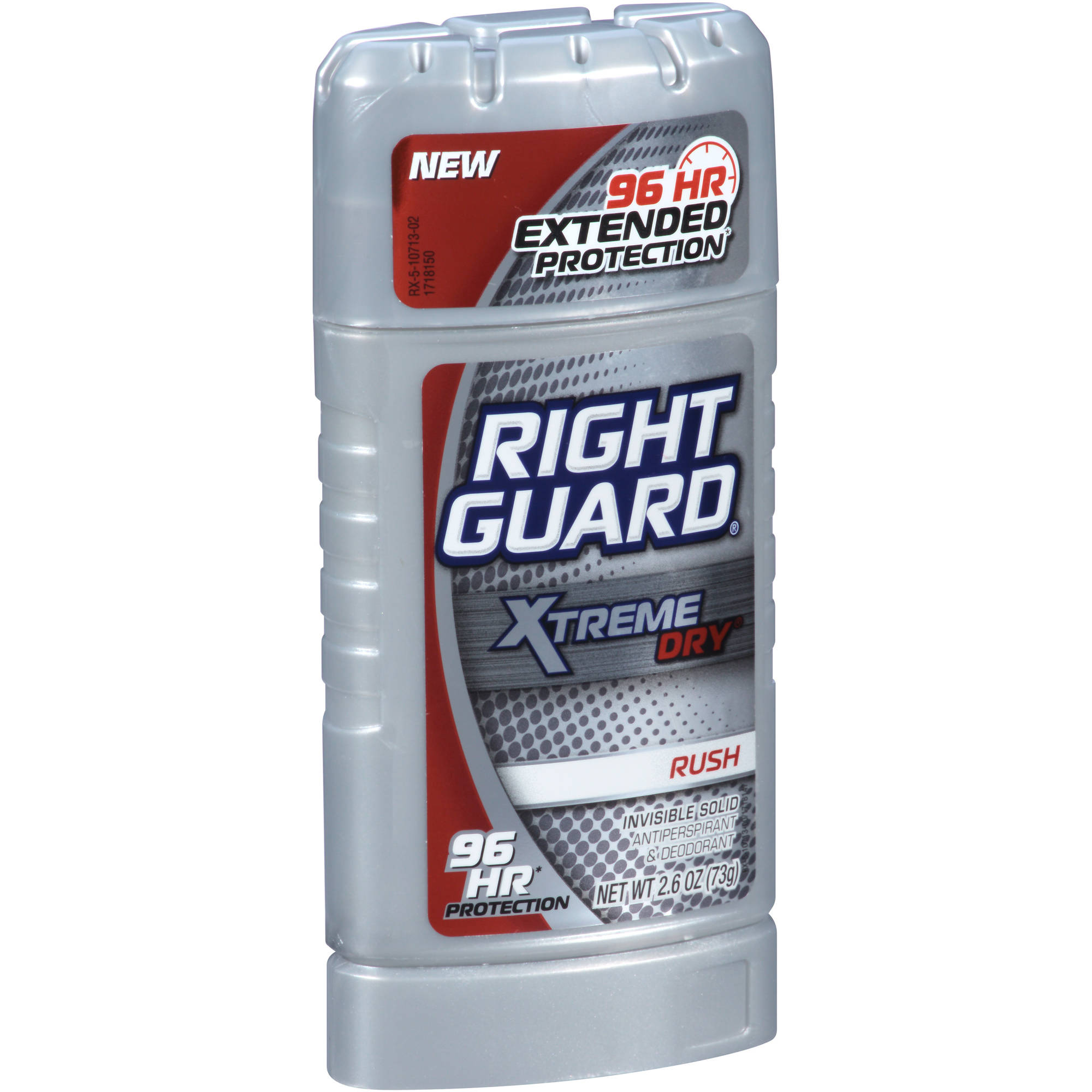 Right Guard Xtreme Dry Rush Invisible Solid Antiperspirant & Deodorant, 2.6 oz
