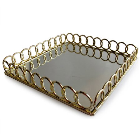 Image of Allure by Jay Loop Square Serving Tray