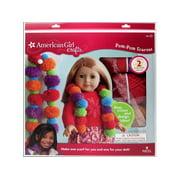 American Girl Kit Pom Pom Scarves