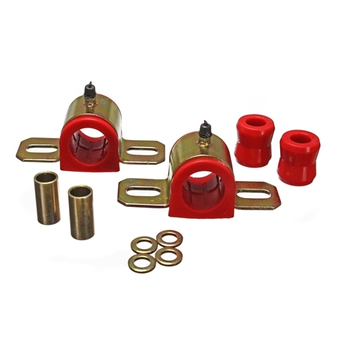 Energy Suspension Jeep 30Mm Frt Swaybar Set - Red