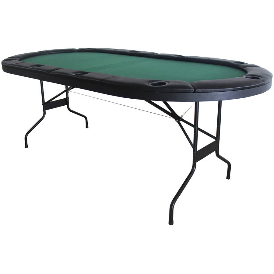 Folding Poker Table by Escalade Sports
