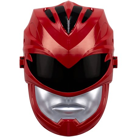 Power Rangers Movie - Red Ranger Sound Effects Mask - Austin Powers Mask