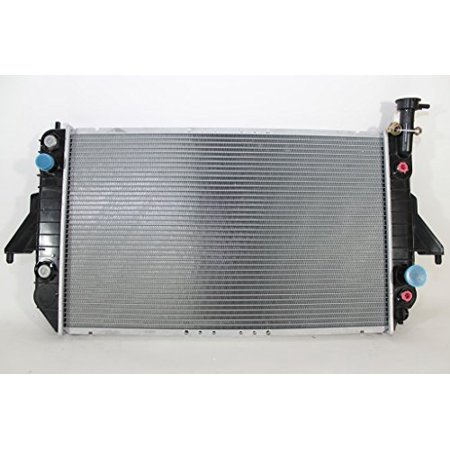 Radiator - Pacific Best Inc For/Fit 2003 Chevy Astro GMC Safari Van 6 Cylinder 4.3 Liter Automatic/Manual PT/AC