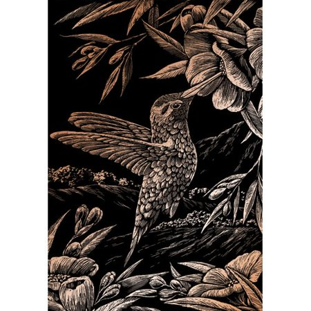 (Royal & Langnickel Hummingbird Art Engraving)