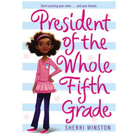 President of the Whole Fifth - Fifth Grade Halloween Books