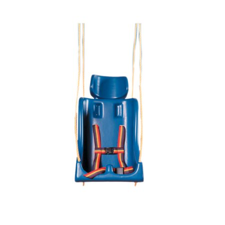 Cando Skillbuilders Full Support Swing Seat with Pommel and Rope ()
