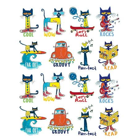 Pete The Cat Stickers - image 1 de 1
