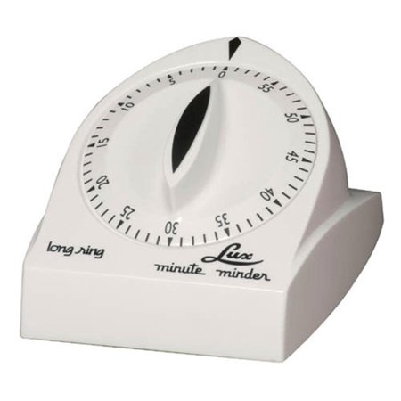 Lux 60 Minute Timer - Long Ring Timer - 60 Minute