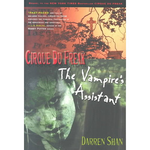 The Vampire's Assistant: Cirque Du Freak