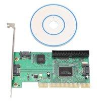 FAGINEY PCI to 2 SATA Ports + 1 eSATA Port + 1 IDE Interface RAID Controller Card, PCI Controller Card, PCI SATA