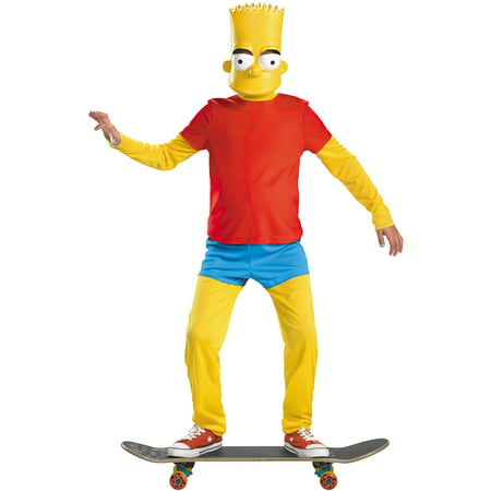 Bart Simpson Child Halloween Costume - Nelson Simpson Halloween