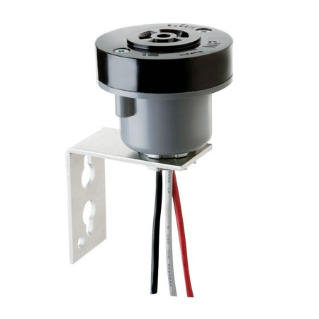 INTERMATIC K122 Photo Control Receptacle with Bracket