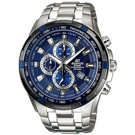 Men's Edifice Chronograph Steel Sport Watch EF539D-2AV