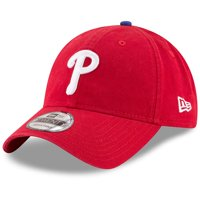 Philadelphia Phillies New Era Game Replica Core Classic 9TWENTY Adjustable Hat - Red - OSFA