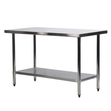 Stainless Steel Kitchen Work Table Commercial Restaurant Table X - 24 x 24 restaurant table