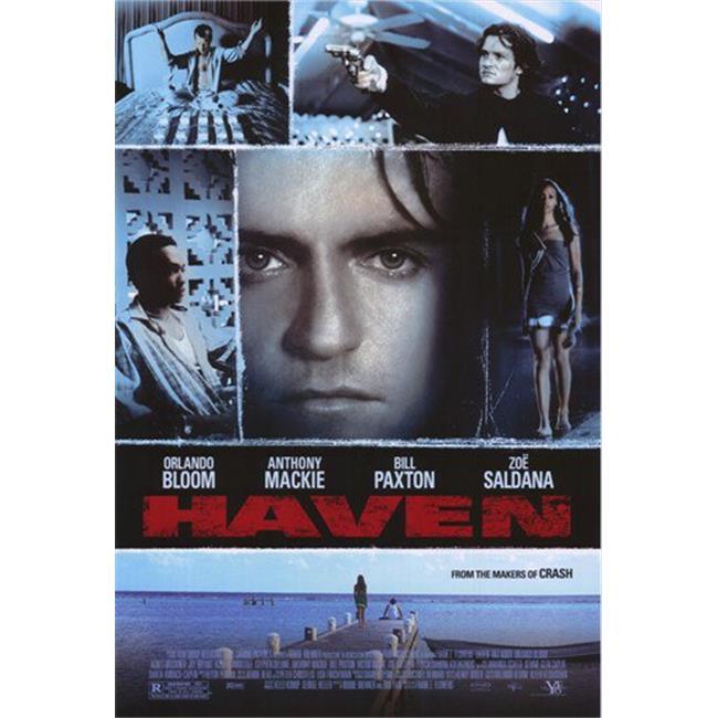 Posterazzi MOV394284 Haven Movie Poster - 11 x 17 in. - image 1 de 1