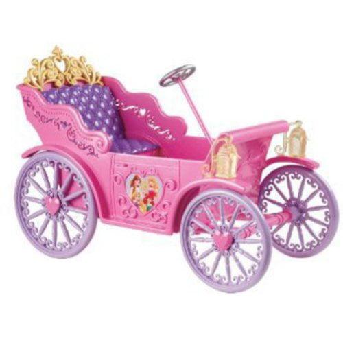 Disney Princess Royal Vehicle by Mattel