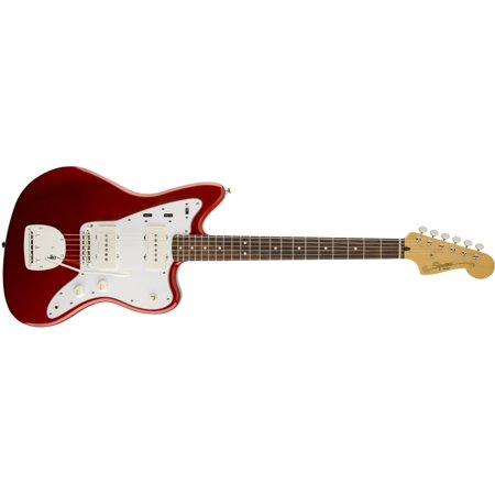 Fender Vintage Modified Jazzmaster Electric Guitar, Rosewood Fingerboard - Candy Apple