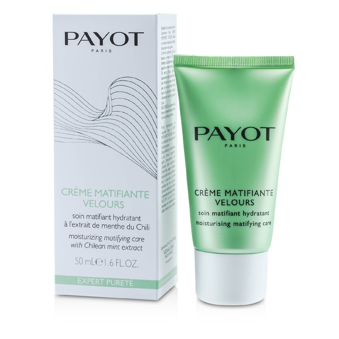 Payot - Expert Purete Creme Matifiante Velours - Moisturizing Matifying Care (For Combinaion to Oily Skin) -50ml/1.6oz