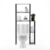 Deals on Furinno Turn-N-Tube Toilet Space Saver with 5 Shelves