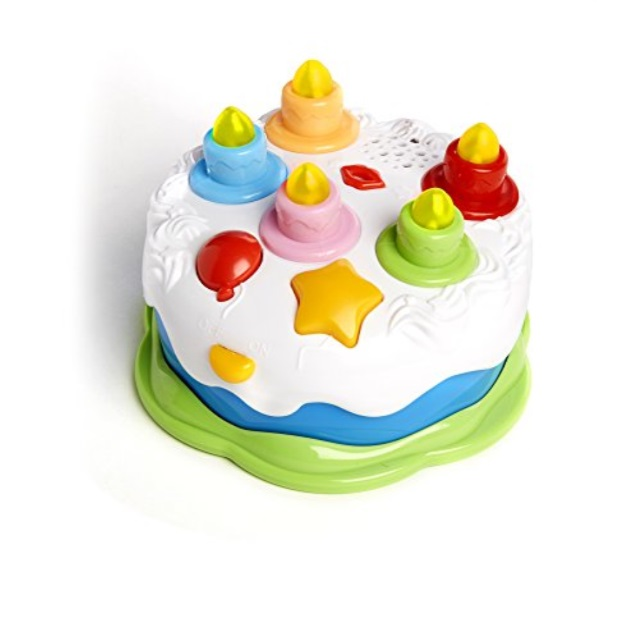 Astonishing Twinkle Me Musical Birthday Cake Toy Ages 1 5 Party Cake Fun Funny Birthday Cards Online Fluifree Goldxyz
