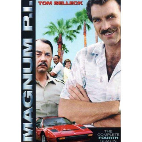 Magnum P.I.: The Complete Fourth Season (Full Frame)