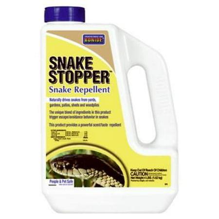 4 LB Snake Stopper Only One