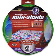 Auto Expressions Butterfly Frenzy Magic Shade Universal Fit