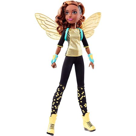 dc super hero girls bumble bee 12 action doll