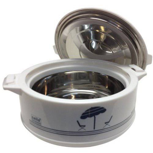 Cello 17-1 2-Liter Chef Deluxe Hot-Pot Insulated Casserole Food Warmer Cooler by Cello