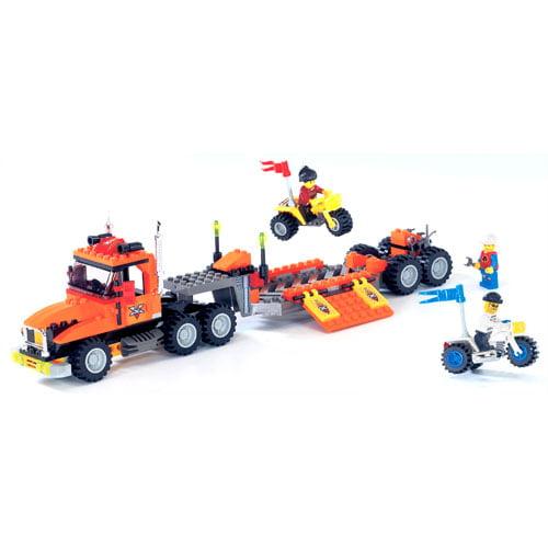 LEGO Island Xtreme: Truck & Stunt Trikes