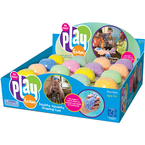 Educational Insights PlayFoam, 64 Pack