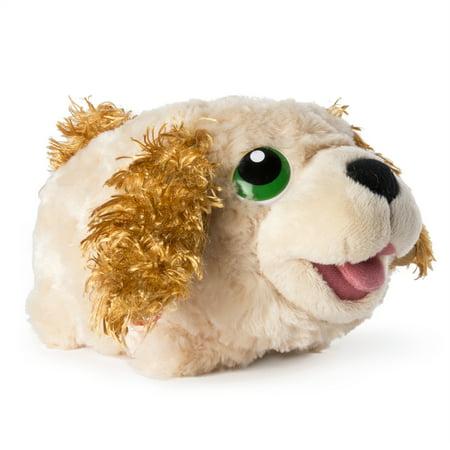 - Chubby Puppies & Friends - Bumbling Puppies Plush - Cocker Spaniel