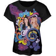 iCarly - Serious Chiz Girls Youth T-Shirt