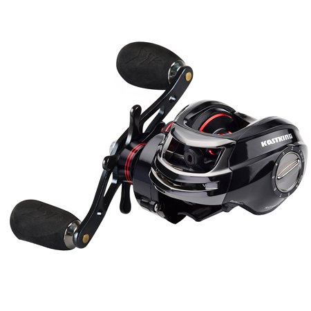 KastKing Royale Fishing Gear Equipment, Casting Conventional Fishing Reel, Trolling Reels with Rod and Reel Combo thumbnail