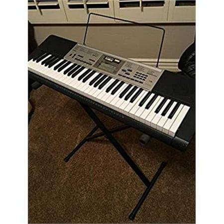 Casio Electronic Piano Keyboard - 61 keys