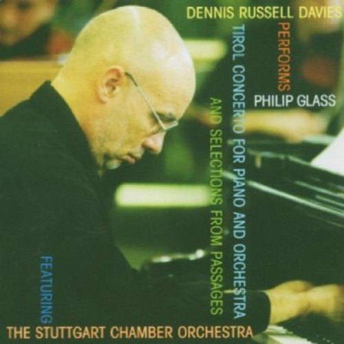 P. Glass - Dennis Russell Davies Performs the Music of Phillip Glass [CD]