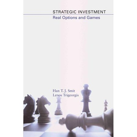 Strategic Investment  Real Options And Games