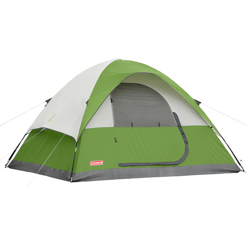 Coleman Spring Valley 6-Person Dome Tent ...  sc 1 st  Walmart & Coleman Spring Valley 6-Person Dome Tent 10.5u0027 x 9.5u0027 - Walmart.com