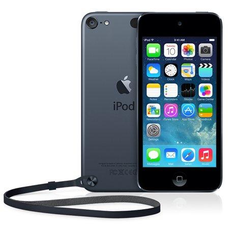 Refurbished Арple іРod touch 5th Generation 32GB MP3 Player 32GB Black MD723LL/A