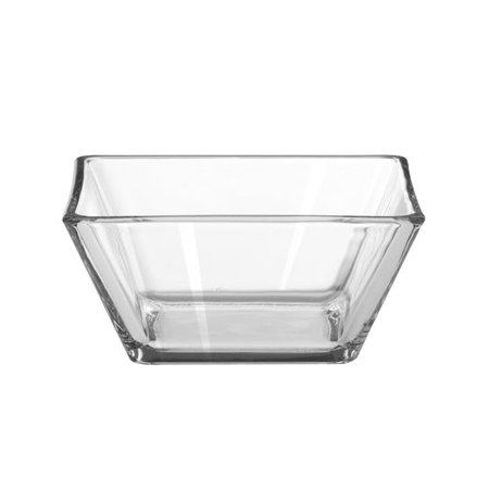 Libbey Square Glass Bowl