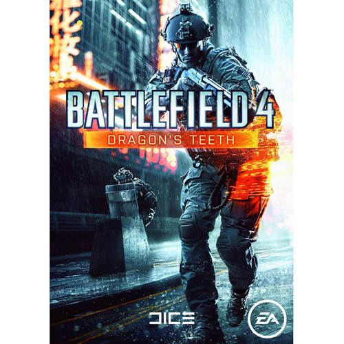 Battlefield 4 Dragon's Teeth Expansion Pack (PC) (Digital Code)