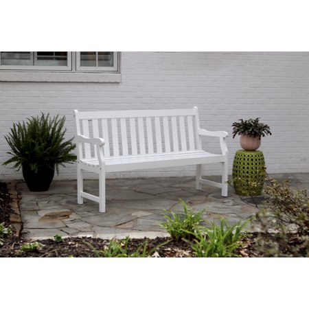 Henley Three Seat Outdoor Bench