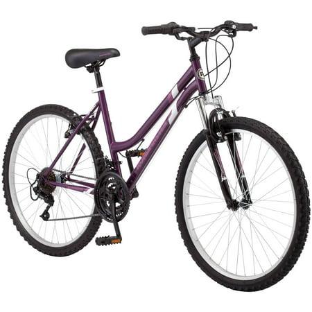 Roadmaster Granite Peak Womens Mountain Bike, 26u0022 wheels Purple