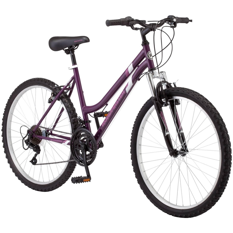 "26"" Roadmaster Granite Peak Women's Mountain Bike, Purple"